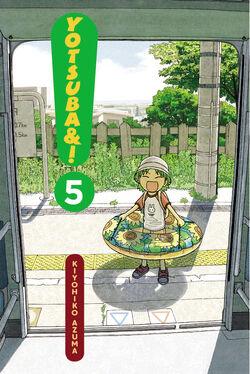 Yotsuba&! Manga Volume 05 en