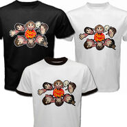 Azumang logo T-shirts