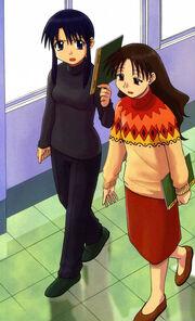 Nyukari manga