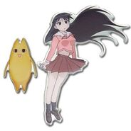 Chiyo-chichi Sakaki pin