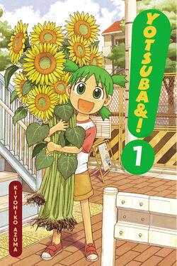 Yotsuba&! Manga Volume 01 en