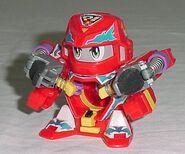 Battle Phoenix Red Ver.
