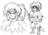 Joe's Manga design