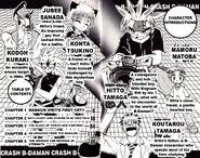 Crash Volume 1 Character Intro