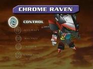 Chrome Raven Stats