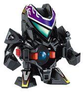 WBMA Proto 01 Black