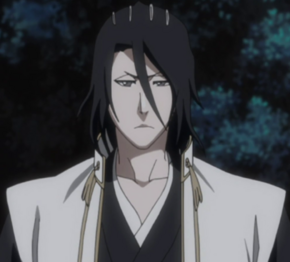 Captain Byakuya