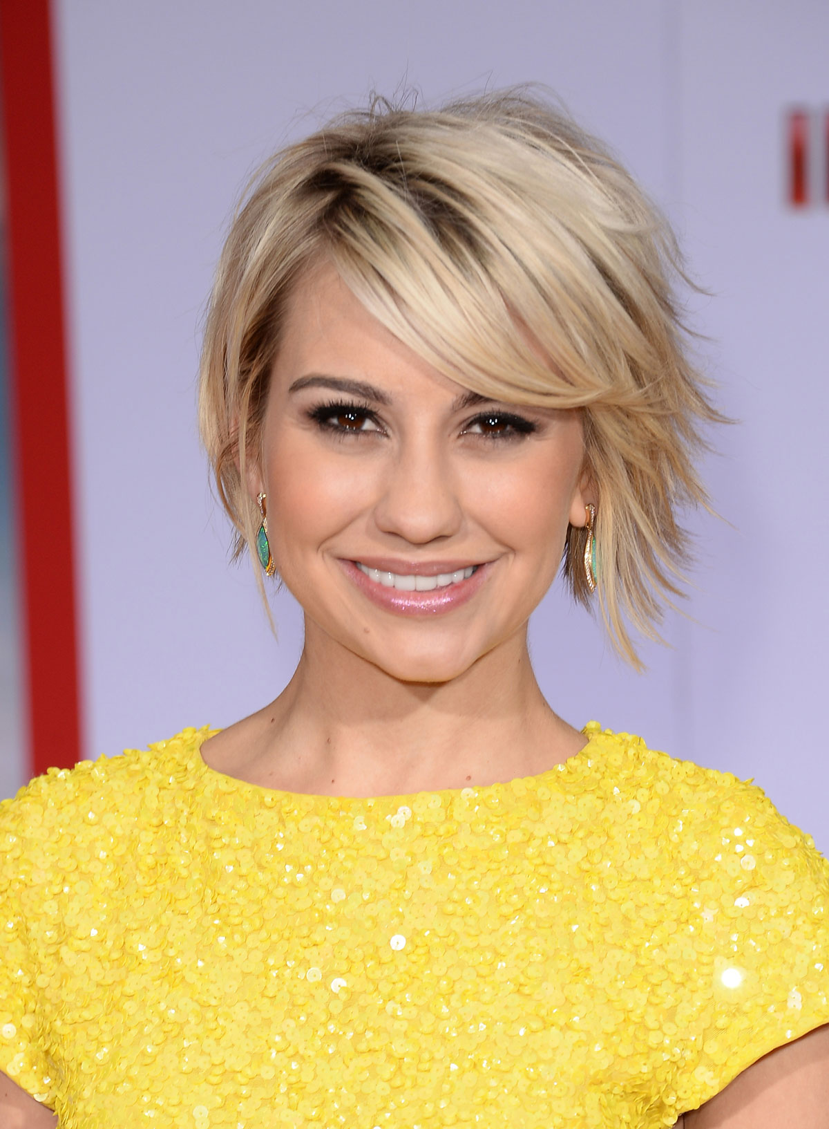 Chelsea kane haircut back view