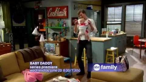 Baby Daddy Season 1 (1x01) Extended Promo Trailer
