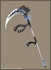 Moon-Crescant Scythe