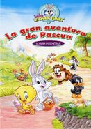 BabyLooneyTunesEggsTraordinaryAdventureSpanishDVD