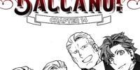 Baccano! Manga Chapter 014
