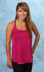 Amber T (Bachelor 16)
