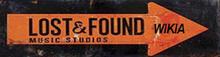 Lost & Found Music Studios Wikia logo