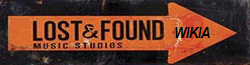 File:Lost & Found Music Studios Wikia logo.png