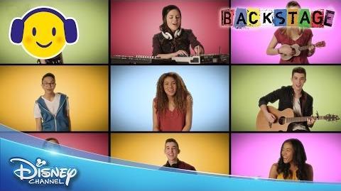 Backstage Music Video Spark Official Disney Channel UK