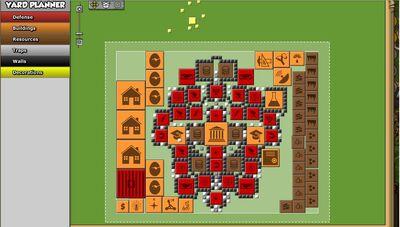 Trap maze