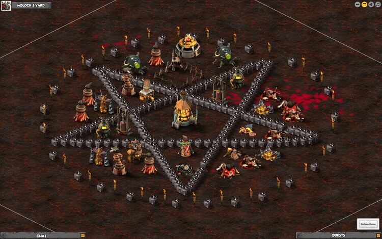 Moloch's Last Base