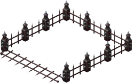 Monster Cage 1v2