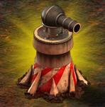Blast Tower Focused