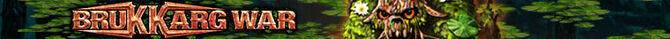 Brukkarg war above game banner