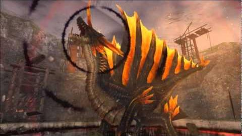 Monster Hunter Theme- Rukodiora Battle