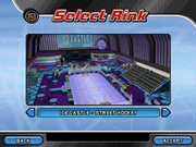 Ice Castle Street Hockey by raidpirate52