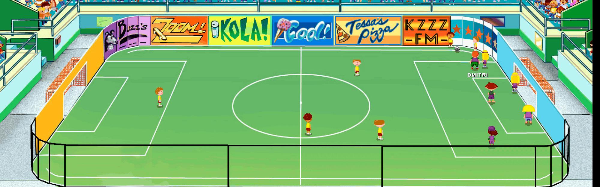 pro sports arena backyard sports wiki fandom powered by wikia