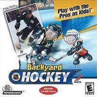 Backyard-hockey