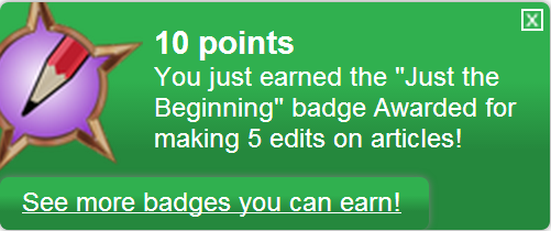 File:Just the Beginning (earned).png