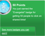 Evangelist (earned)