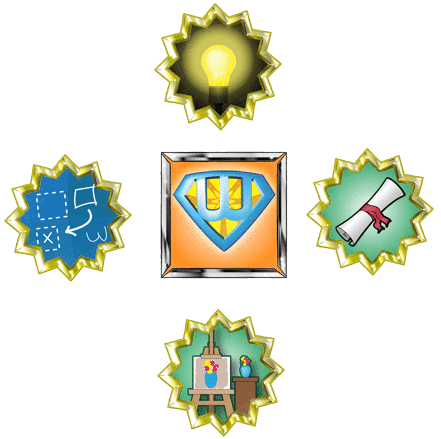 Badge Wiki Welcome