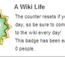 Uma Vida na Wiki