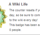 A Wiki Life