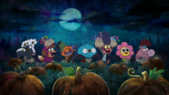 Harvey Beaks Halloween Image (2)