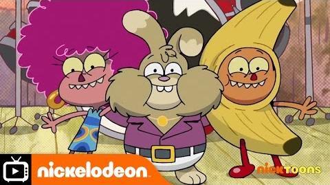 Harvey Beaks We Love Harvey Nickelodeon UK