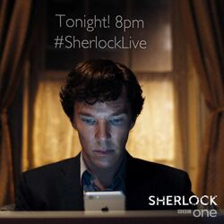 Sherlock Live