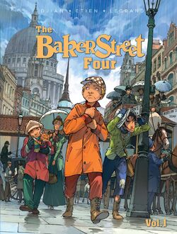 BakerStreetFourCover