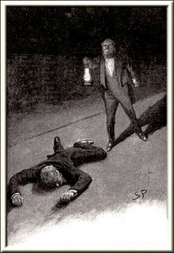 Charles baskerville death