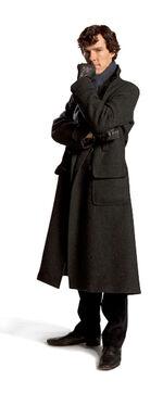 Sherlock's Belstaff