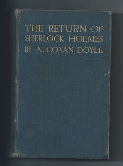 Return bookcover