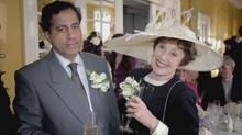 Mr Chatterjee and Mrs Hudson