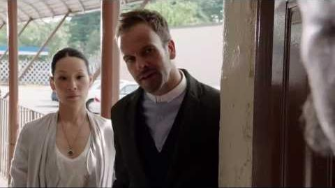 "Elementary S02E05 Preview ""Ancient History"""
