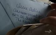 Irene adler letters