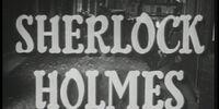 The Adventures of Sherlock Holmes (1954)