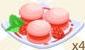 Bakery Oven RaspberryMacarons