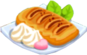Oven-Sweet Potato Pie plate