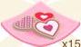 Bakery Oven ValentineCookies