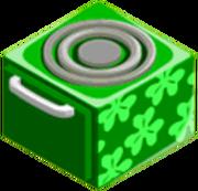 Emerald Isle Oven