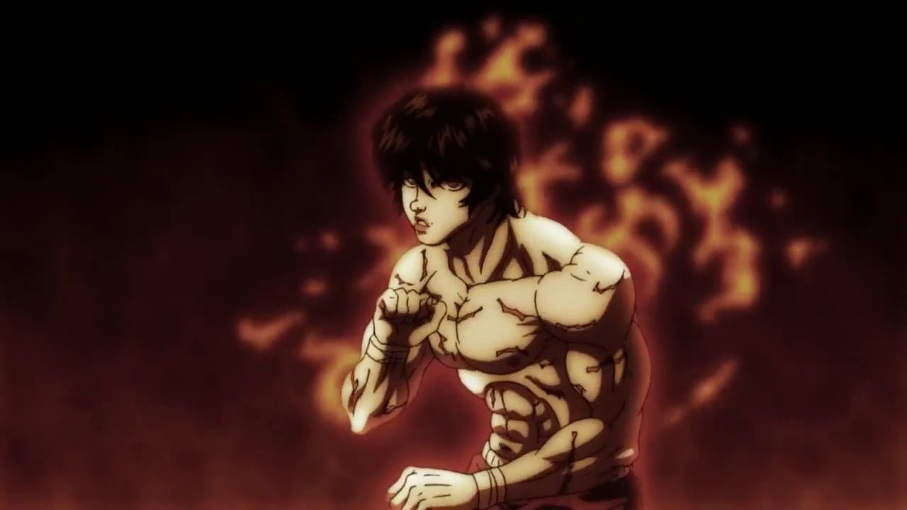 Anime 4k Wallpaper: Baki: Sai Kyo Shikeishu Hen Special Anime